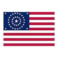 US Concentric Circle Designs